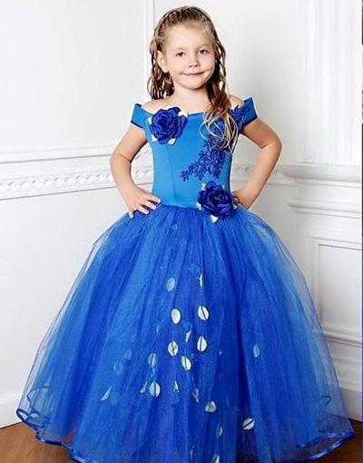 Смотреть выпускные платья в детский сад