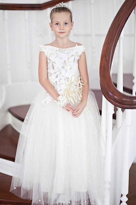 5d4226f3e81639c в.Детские платья - Интернет-магазин - Шаблон вечерних платьев и костюмов